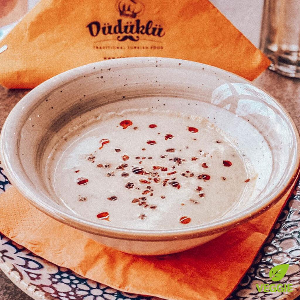 Düdüklü Regensburg - Blumenkohlcreme-Suppe